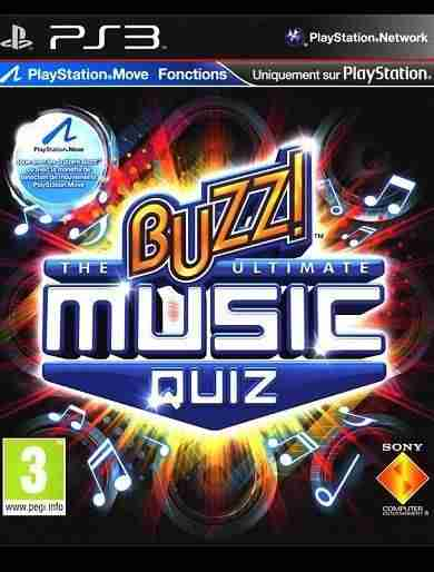Descargar Buzz The Ultimate Music Quiz [ENG][EUR][PLAYASiA] por Torrent